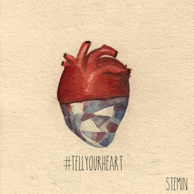 Nieuw Album Stemin : Tell Your Heart !
