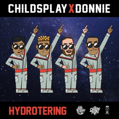 Nieuwe Single Childsplay En Donnie : Hydrotering !