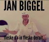 Nieuwe Single Jan Biggel : Fleske D'r In, Fleske Deruit !