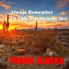 Single Frank Blueka : Always remember us this way !