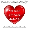 Nieuwe Single Ben En Carmen Steneker : No One Stands Alone !
