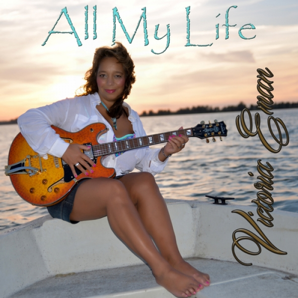 Nieuw Album Victoria Eman : All my Life !