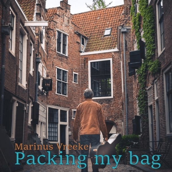Nieuwe Single Marinus Vreeke : Packing my bag !