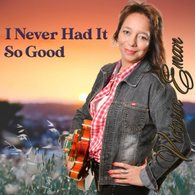 Nieuwe Single Victoria Eman : I Never Had It So Good !