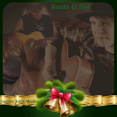 Nieuwe Single Boots & Hat : Country Kerstmedley !