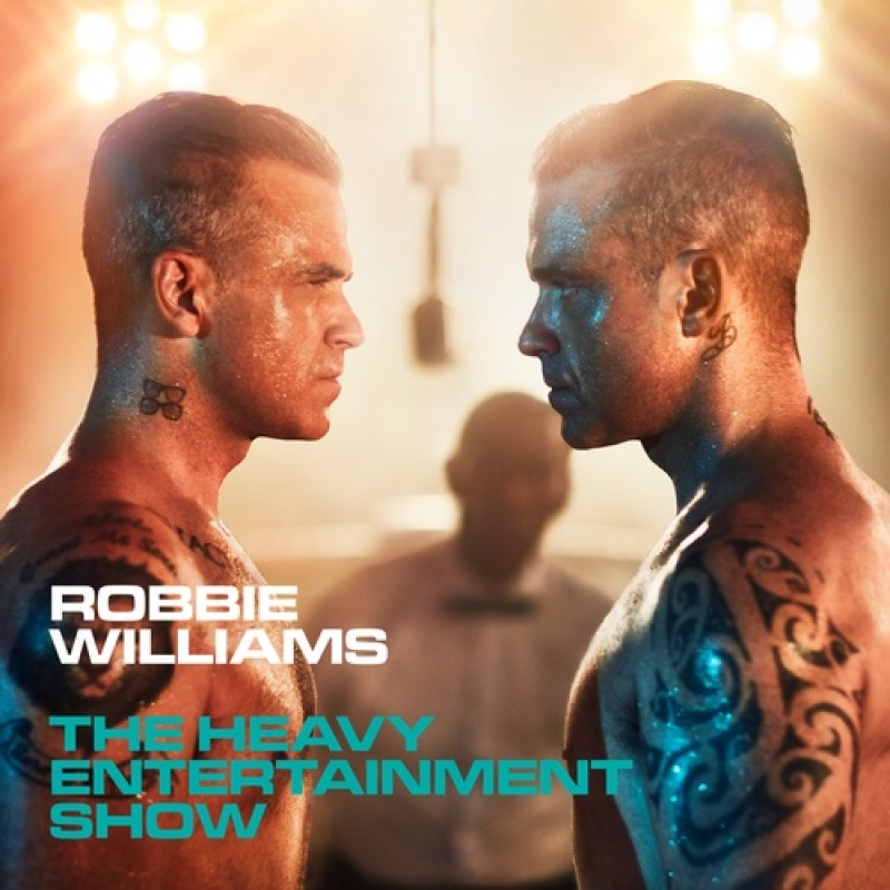 Robbie Williams - Part Like a Russian