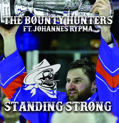 Nieuwe Single The Bounty Hunters ft. Johannes Rypma : Standing Strong