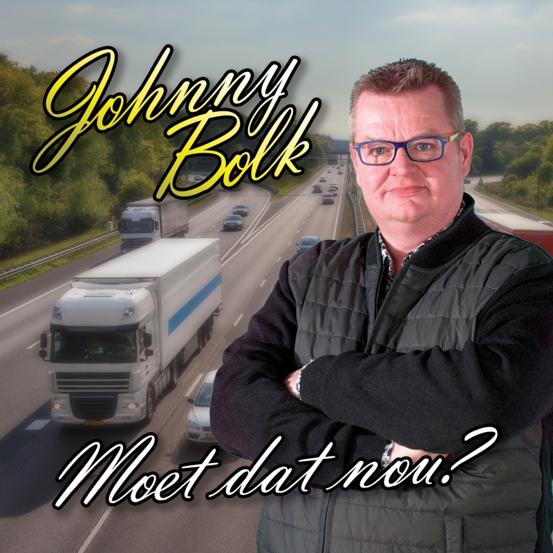 Nieuwe single Johnny Bolk