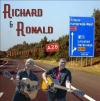 Tweede Groningstalige single van Richard&Ronald :Alleneg Op A 28 !